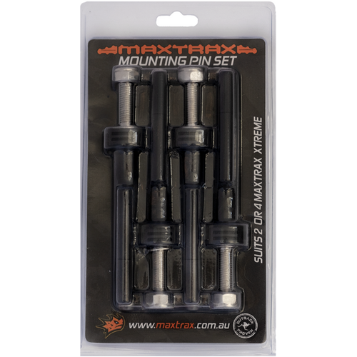 MAXTRAX Mounting Pin Set XTREME